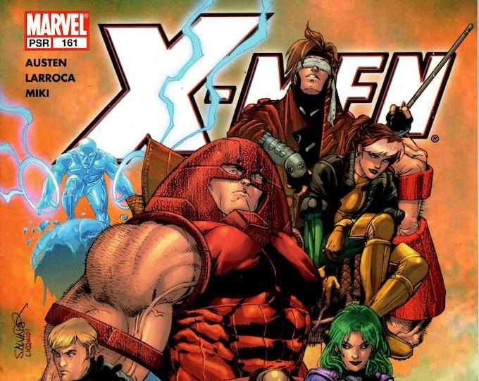 X-Men #161 (1991 1st Series) November 2004 Marvel Comics  Grade VF/NM