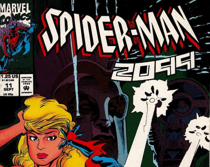 Spider-Man 2099 #11 (1st Series 1992) September 1993   Marvel Comics  Grade F/VF