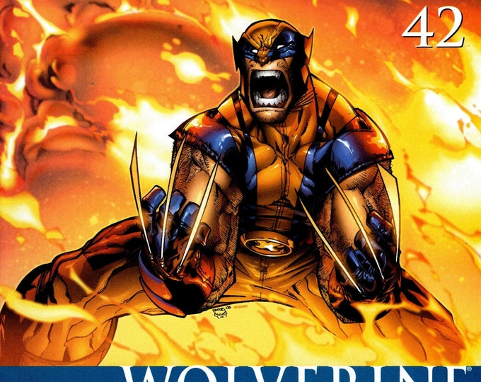 Wolverine #42 July Issue Marvel Comics Grade NM