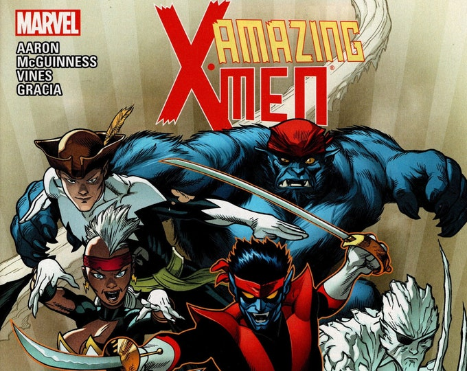 Amazing X-Men #5 (The Quest for Nightcrawler: Part 5 of 5) May 2014   Marvel Comics   Grade NM