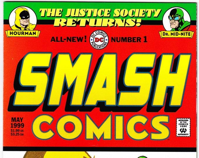 Smash Comics #1   May 1999 DC Comics   Grade NM