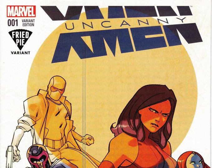 Uncanny X-Men #1 Fried Pie Variant Cover March 2016  Marvel Comics  Grade NM