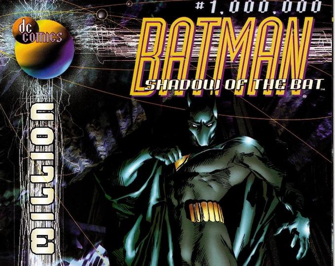 Batman Shadow of the Bat One Million #1 November 1998 DC Comics  Grade VF/NM