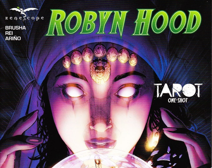 Robyn Hood Tarot #1 Cover A June Issue Zenescope Entertainment Grade NM