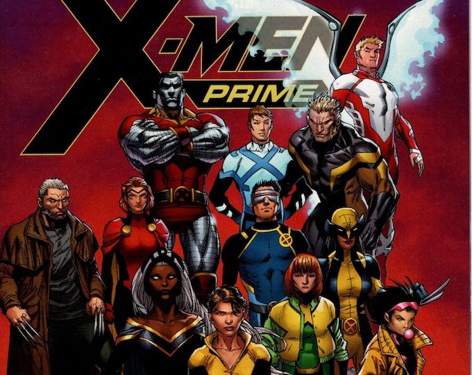 X-Men Prime #1 Walmart Variant Cover May 2017  Marvel Comics  Grade NM