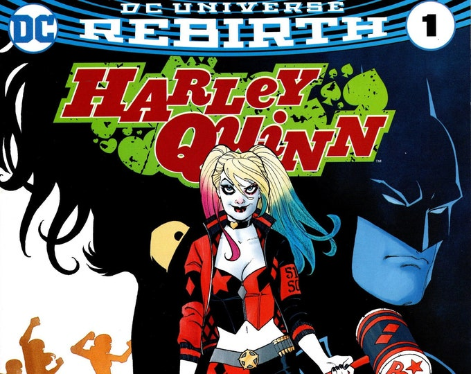 Harley Quinn #1 Walmart Variant Cover October Issue DC Comics Grade NM