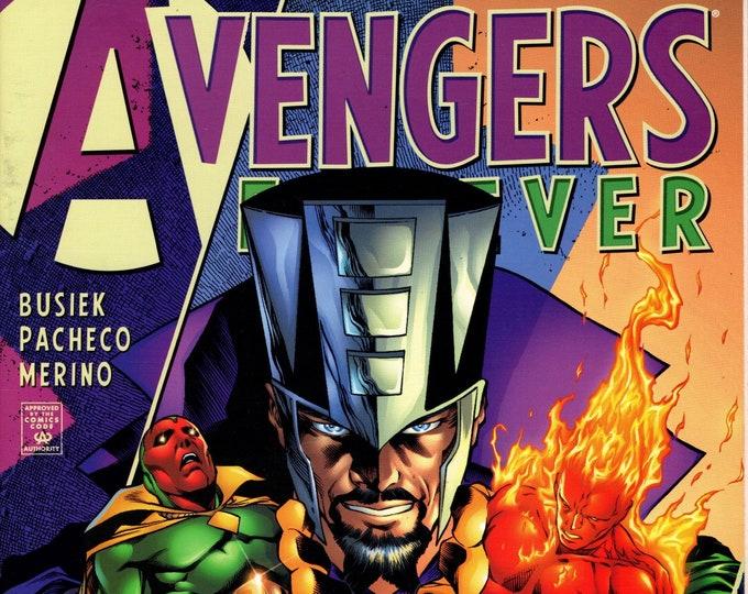 Avengers Forever #8 July 1999  Marvel Comics  Grade VF