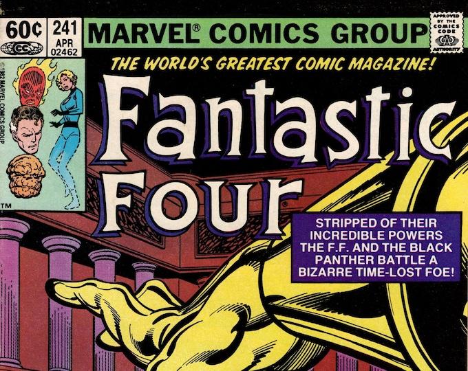 Fantastic Four #241  April 1982  Marvel Comics  Grade VF/NM