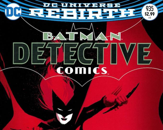 Detective Comics #935 Cover B August 2016 DC Comics Grade NM