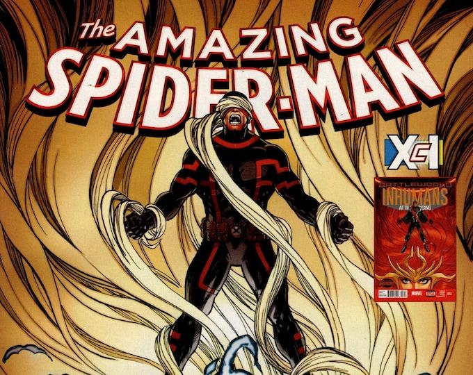 Amazing Spider-Man #22 Cover B February Issue Marvel Comics Grade NM