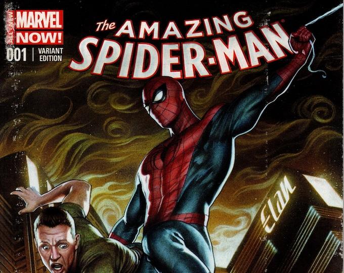 Amazing Spider-Man #1 Maximum Comics Variant Cover June Issue Marvel Comics Grade VF