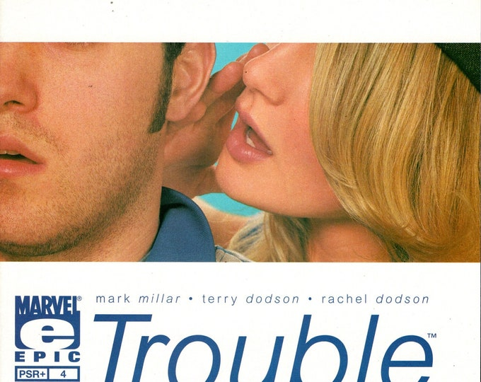 Trouble 4 December 2003 Marvel Grade NM
