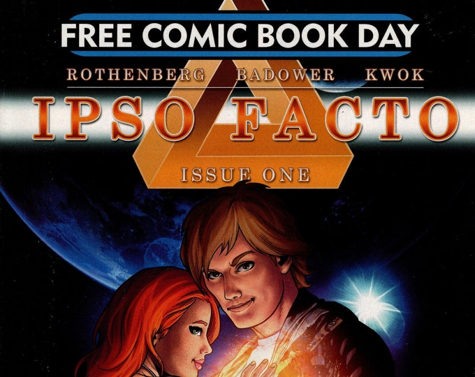 Ipso Facto #1 (Free Comic Book Day) May 2014 Automatic Publishing Grade NM