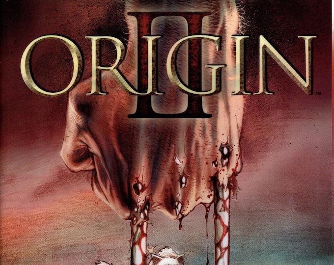 Origin II #1 Cover A (Wolverine) February 2014 Marvel Comics Grade NM