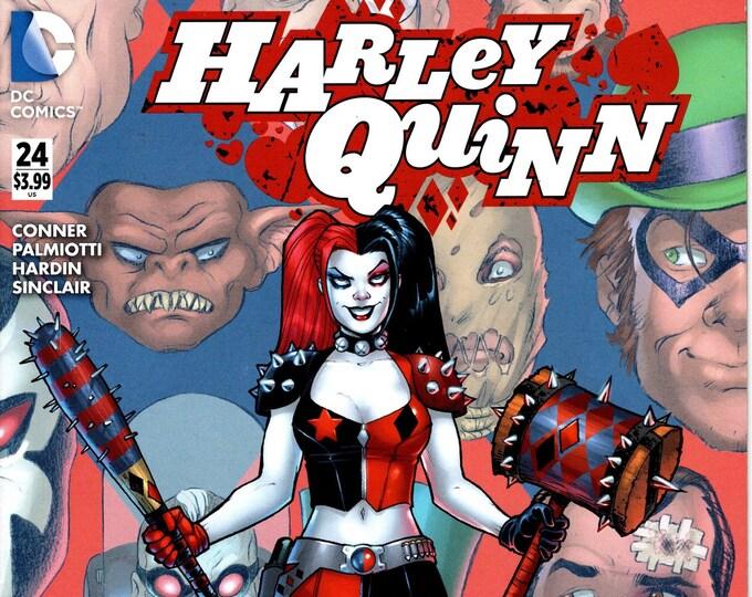 Harley Quinn #24 March Issue  DC Comics  Grade NM