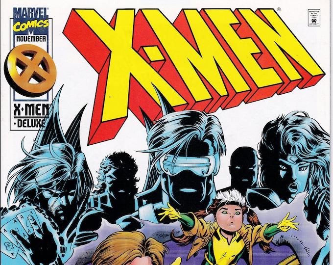 X-Men #46 (1991 1st Series) November 1995   Marvel Comics   Grade NM