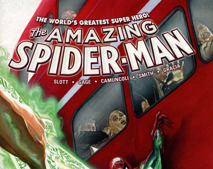 Amazing Spider-Man #5 (Legacy #761) February Issue Marvel Comics Grade NM