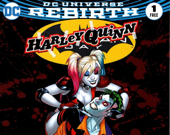Batman Day Special Edition #1 Harley Quinn Variant Cover September Issue DC Comics Grade NM