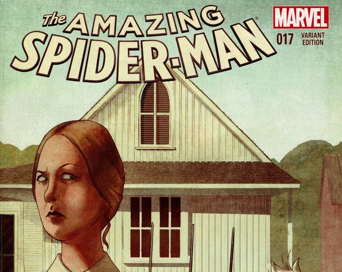 Amazing Spider-Man #17 (Legacy #750) Variant Cover C June Issue Marvel Comics Grade NM