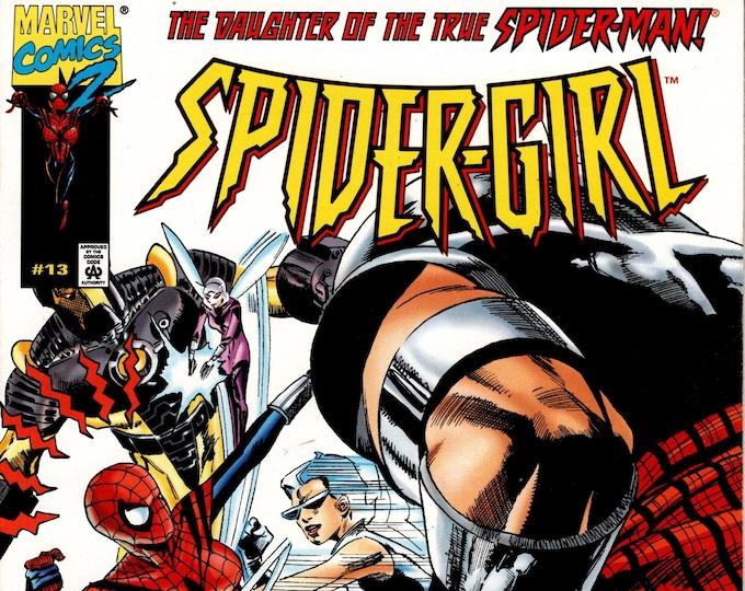 Spider-Girl #13   October 1999    Marvel Comics   Grade VF