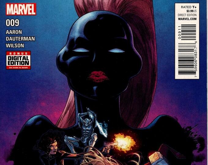 Thor #9 Cover A September 2016 Marvel Comics Grade NM