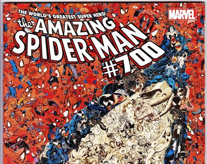 Amazing Spider-Man #700   February Issue     Marvel Comics   Grade NM