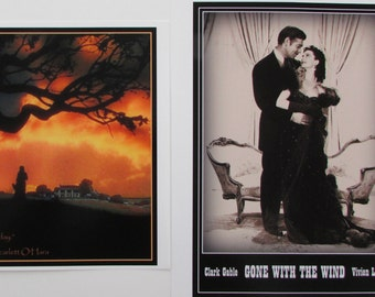 Romance is in the Air - Gone with the Wind Holiday Print Bundle