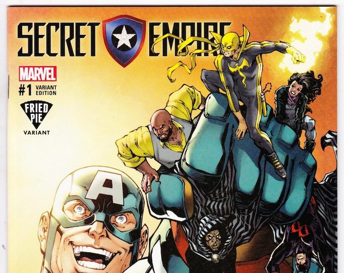 Secret Empire #1 Fried Pie Variant  2017    Marvel Comics    Grade NM