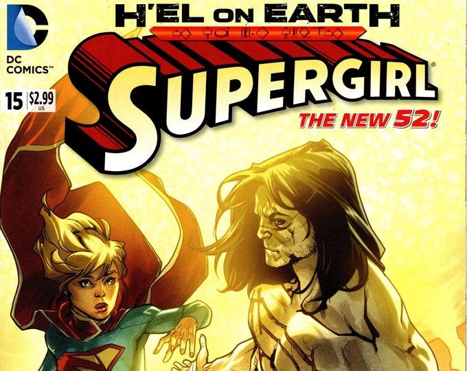 Supergirl #15 February Issue DC Comics Grade NM