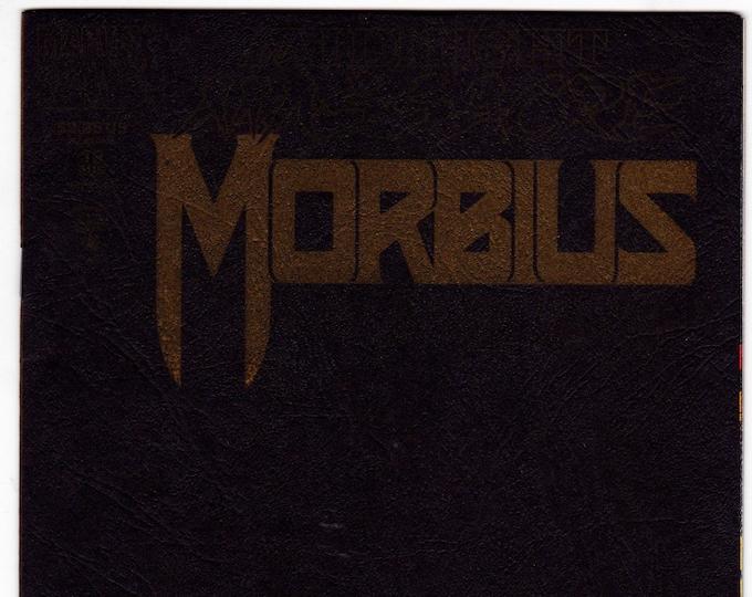 Morbius the Living Vampire #12 (1992) August1993   Marvel Comics    Grade NM