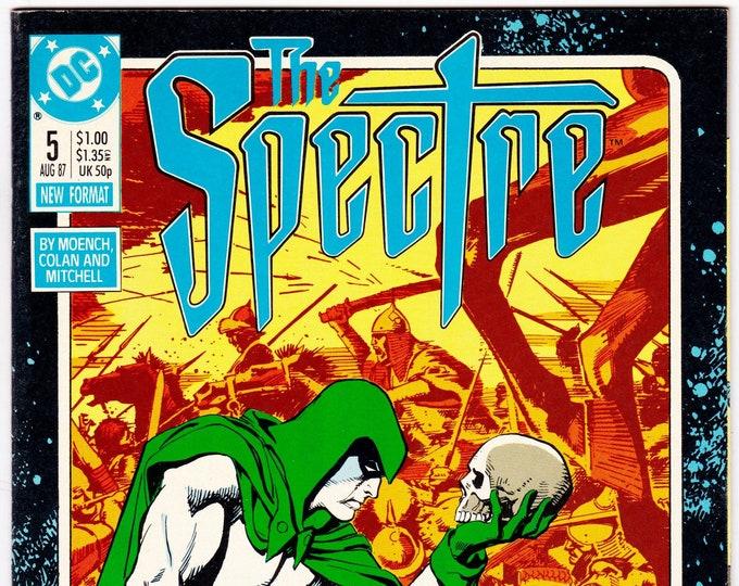 Spectre #5 (2nd Series 1987) August 1987  DC Comics  Grade NM