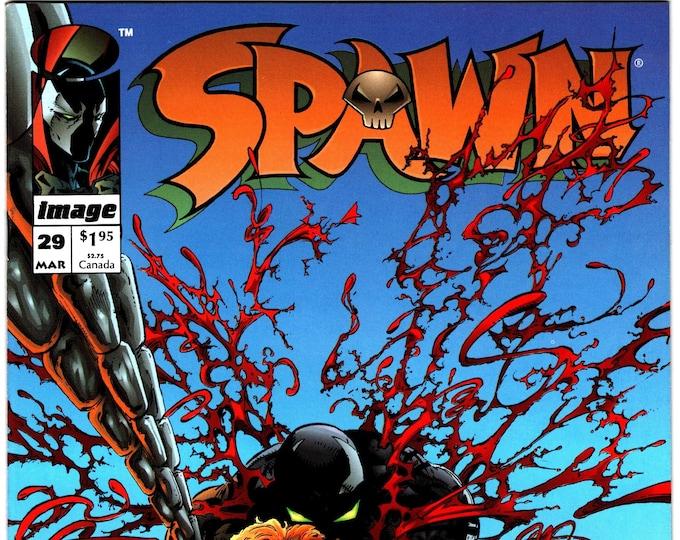 Spawn #29D  (1992) March 1995   Image Comics   Grade NM