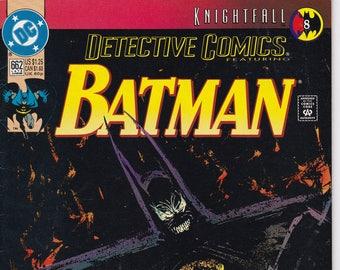 Detective Comics #662  - June 1993 Issue - DC Comics - Grade NM