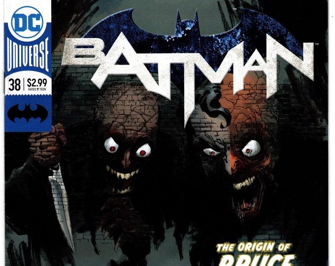 Batman #38 (3rd Series) March 2018  DC Comics  Grade NM