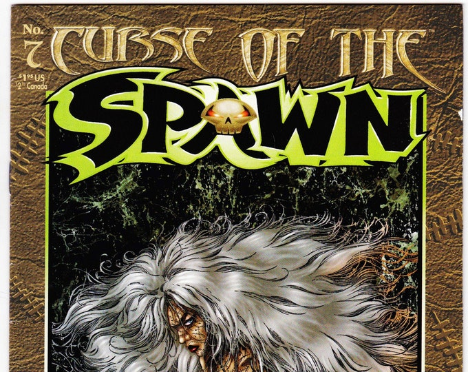 Curse of the Spawn #7 (1996) March 1997   Image Comics   Grade NM