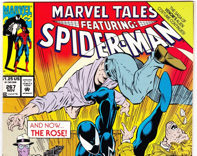 Marvel Tales #267 (1964 Series) November 1992   Marvel Comics Grade NM