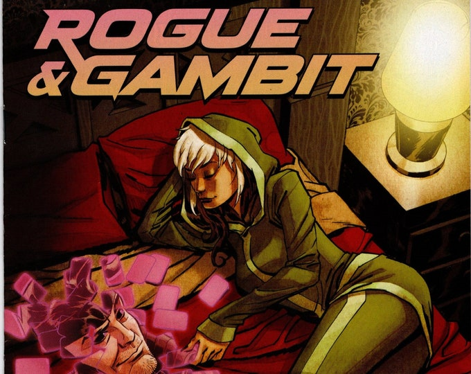 Rogue & Gambit #1 Fried Pie Variant March 2018  Marvel Comics  Grade NM