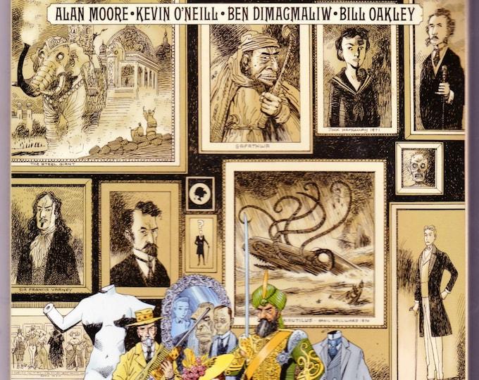 The League of Extraordinary Gentlemen Volume 1    DC Comics   Grade Fine+