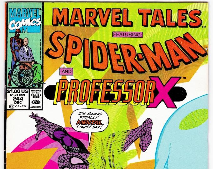 Marvel Tales #244 (1964 Series) December 1990   Marvel Comics Grade NM