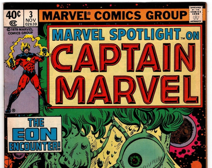 Marvel Spotlight #3 (2nd Series 1979) November 1979     Marvel Comics     Grade VF