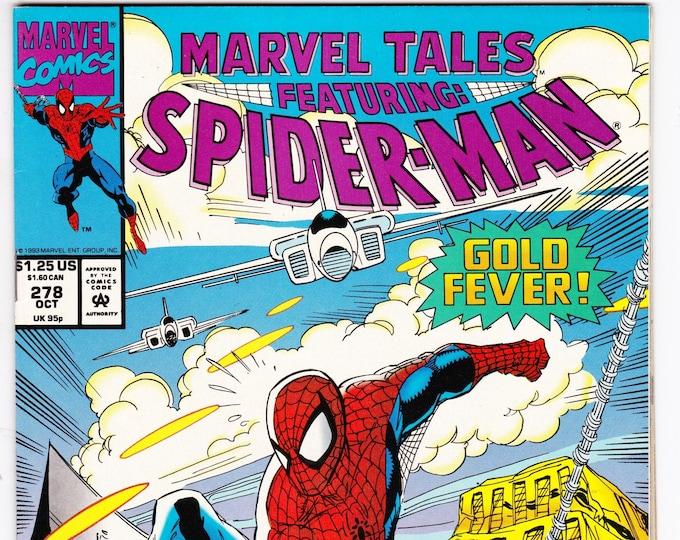 Marvel Tales #278 (1964 Series) October 1993   Marvel Comics Grade NM