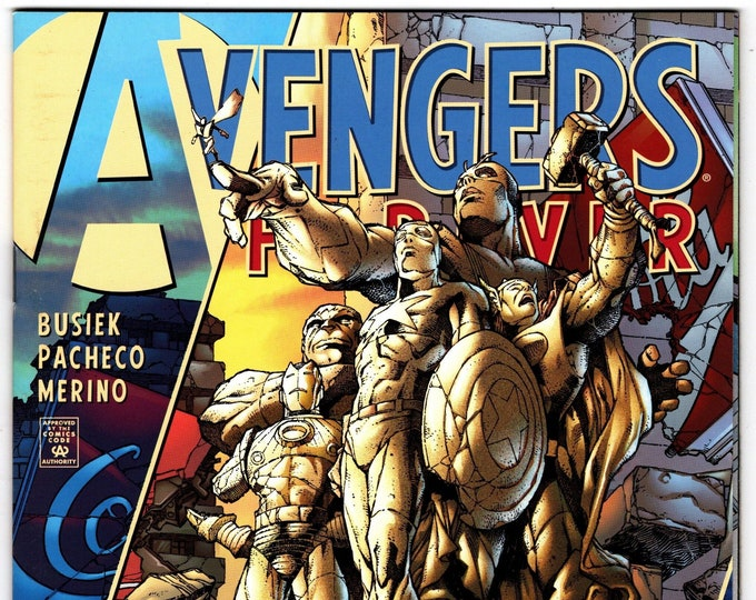 Avengers Forever #6A  May 1999  Marvel Comics  Grade NM