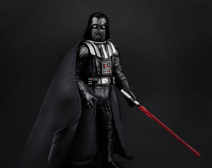 Darth Vader Black Series Walmart Exclusive Action Figure