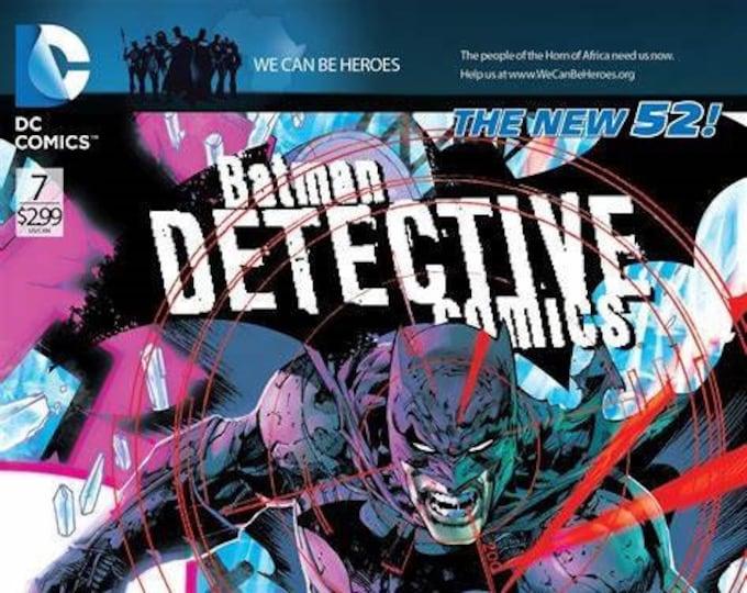 Detective Comics #7 May 2012 DC Comics Grade NM