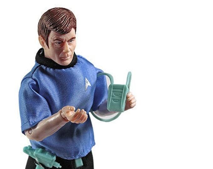 Mego Star Trek Doctor (Bones) McCoy Action Figure