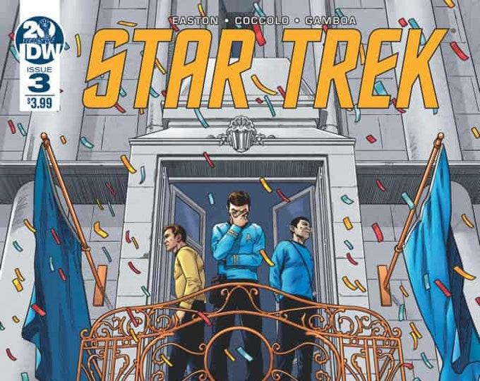 Star Trek Year Five #3 June Issue IDW Publishing Grade NM