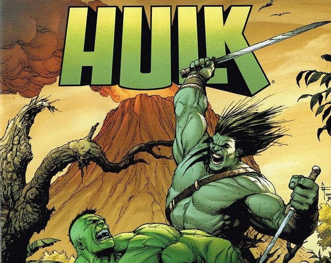 Hulk #7 December Issue  Marvel Comics  Grade NM