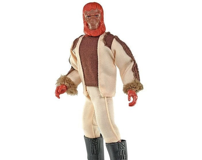 Mego Planet of the Apes Doctor Zaius Action Figure