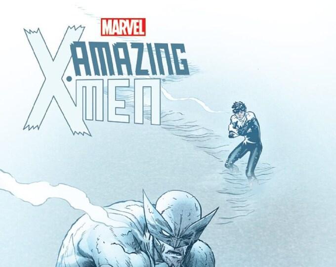 Amazing X-Men #4 April Issue   Marvel Comics  Grade NM
