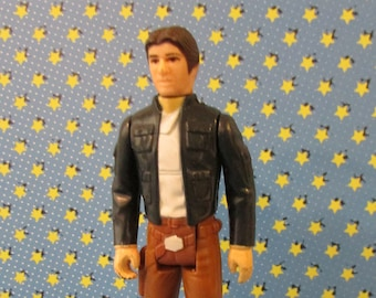 Han Solo (Bespin)  Vintage Kenner Star Wars (The Empire Strikes Back) 1980  Action Figure